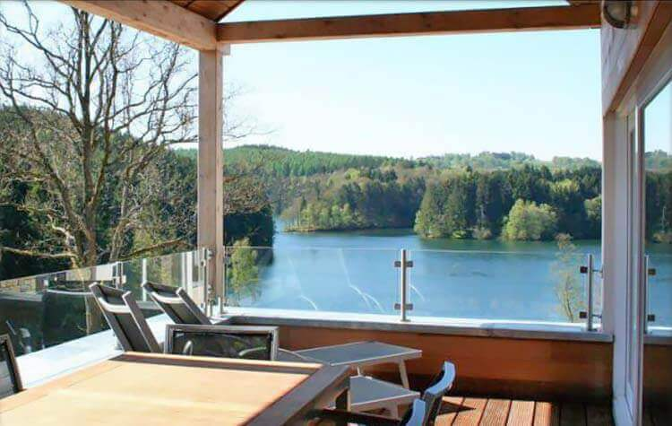Vakantiehuis met priv sauna in de belgische ardennen for Huisje met sauna en jacuzzi 2 personen