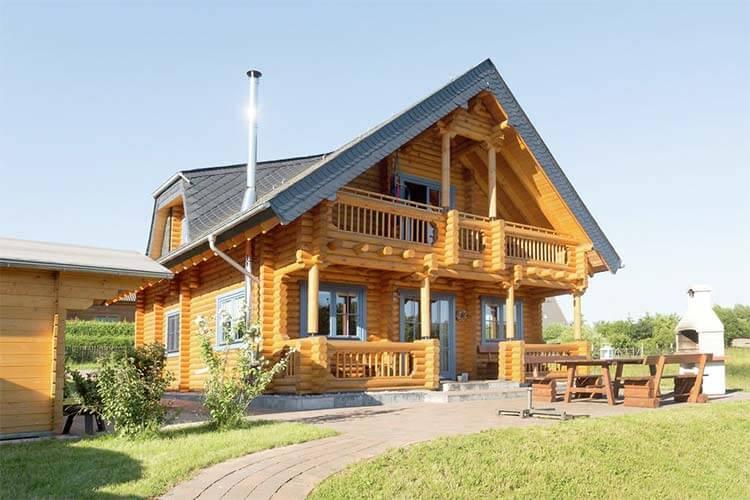 Vakantiehuis met Privé Sauna in Duitsland | 750 x 500 jpeg 63kB