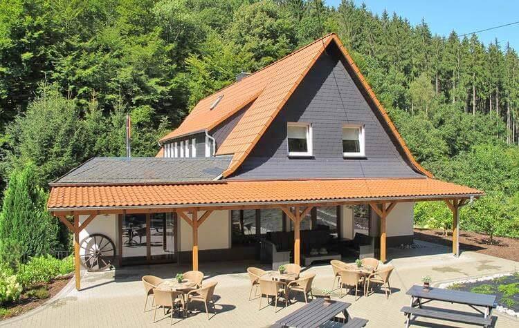 Vakantiehuis met Privé Sauna in Duitsland | 750 x 475 jpeg 91kB