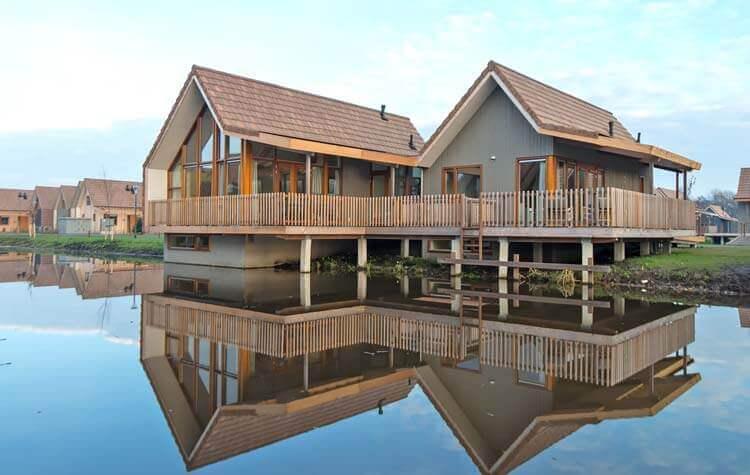 Fins Vakantie Huis : Vakantiehuis met privé sauna in nederland